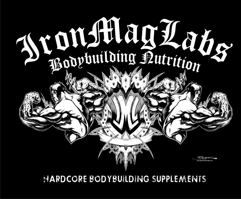 IronMagLabs New Shirt Logo Design