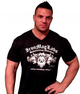 IronMagLabs Black T-Shirt