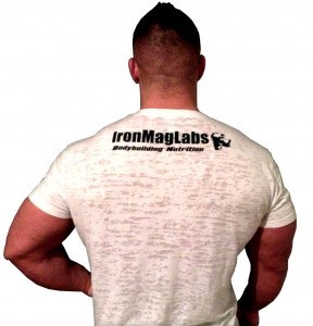 IronMagLabs White T-Shirt