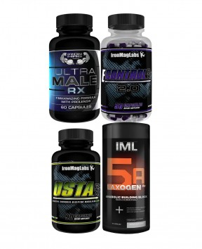 Super 1 andro rx stack ironmag labs prohormones amp bodybuilding