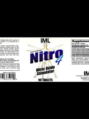 Nitro 4 label