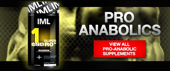 Pro Anabolics