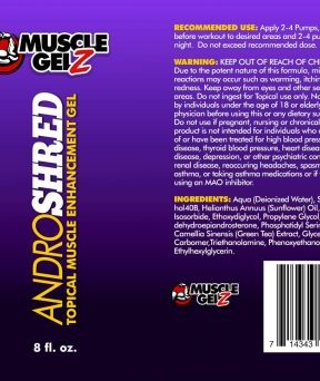 andro-shred-labels