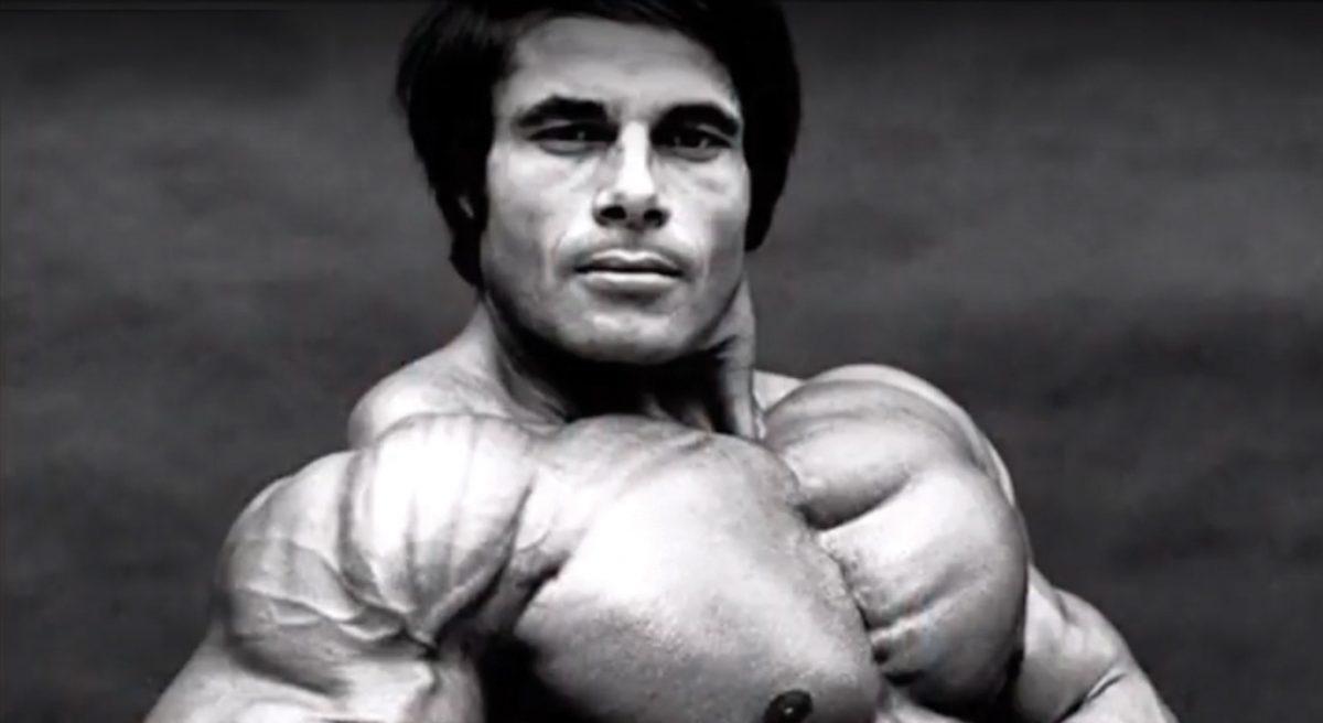 2 x Mr. Olympia Franco Columbu, RIP