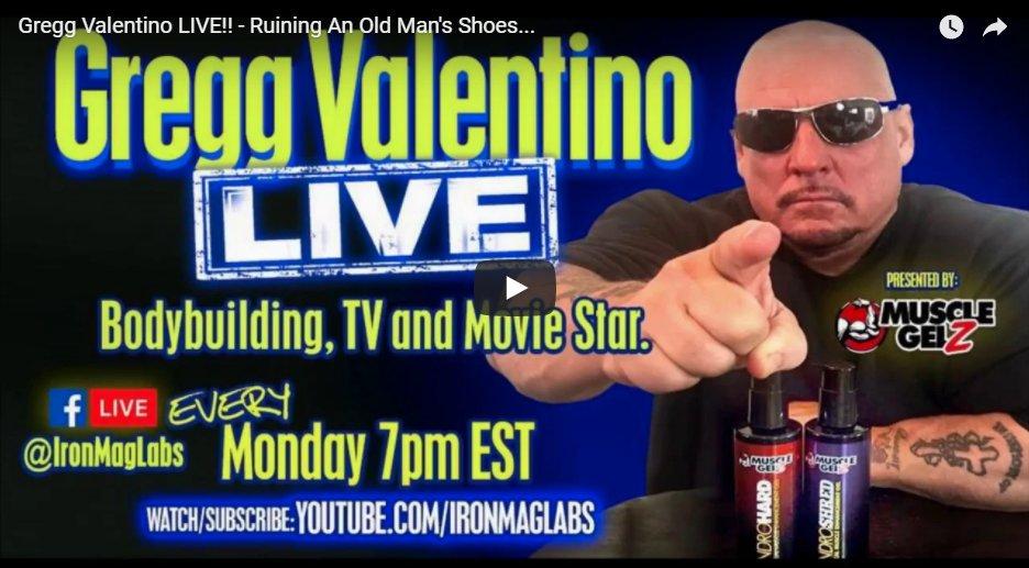 Gregg Valentino – Momo Mafia – Teen Stay Off Steroids!!