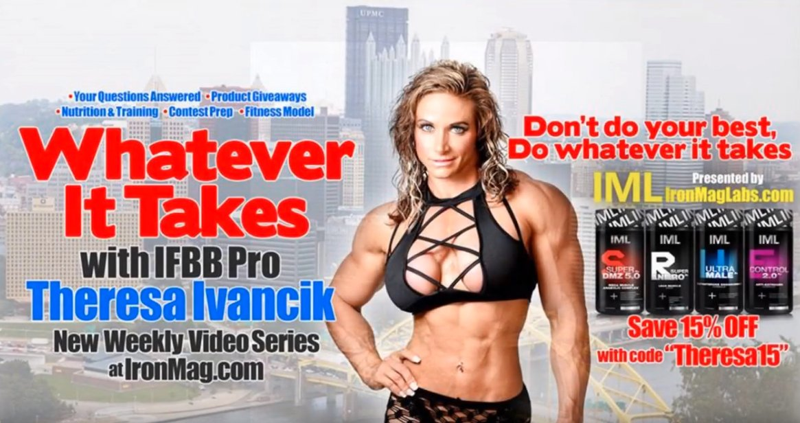 Whatever It Takes (Ep4) – Training for Muscular Women
