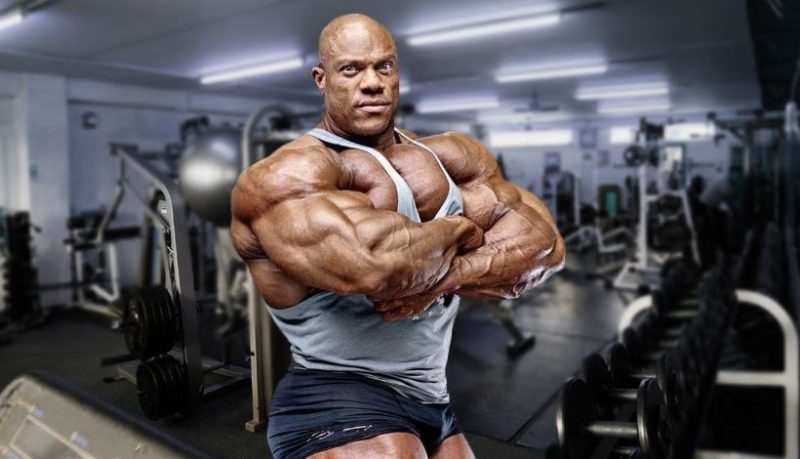 Phil Heath – Confessions of a 7 Time Mr. Olympia