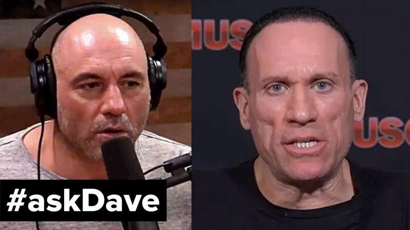 Dave Palumbo on Joe Rogan Podcast?