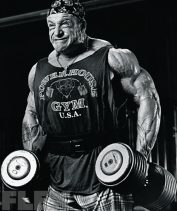 Bodybuilding's Weighty Issues