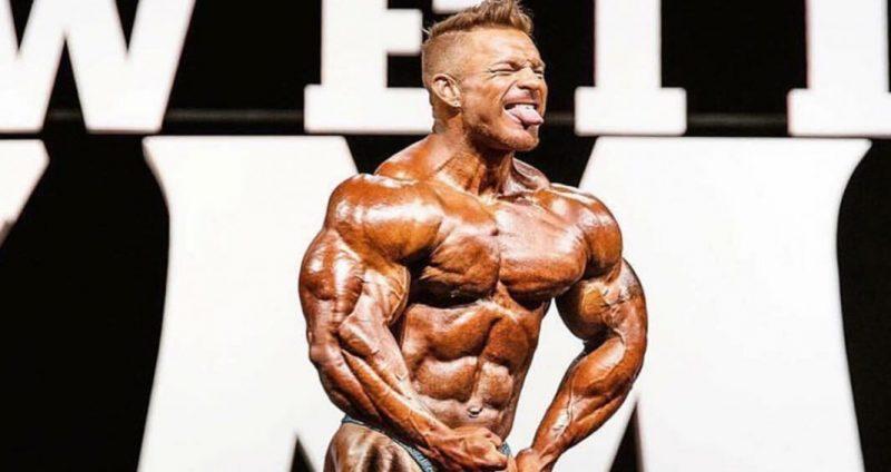 Could Flex Lewis Survive in Open Bodybuilding?