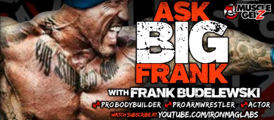 Ask Big Frank (Ep4) – Special Date / Mr. Buffalo