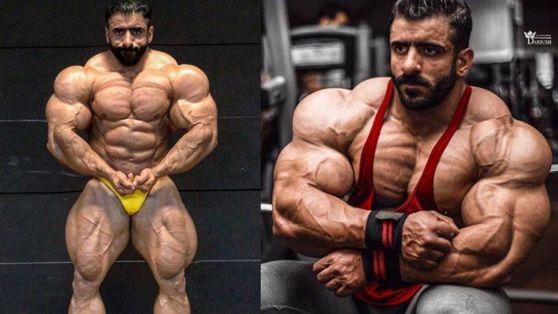 Iranian Bodybuilding Legend, HADI CHOOPAN, Will Compete!