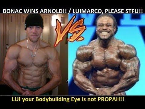 Bonac Wins Arnold Classic / Luimarco Schooled / Bodybuilding