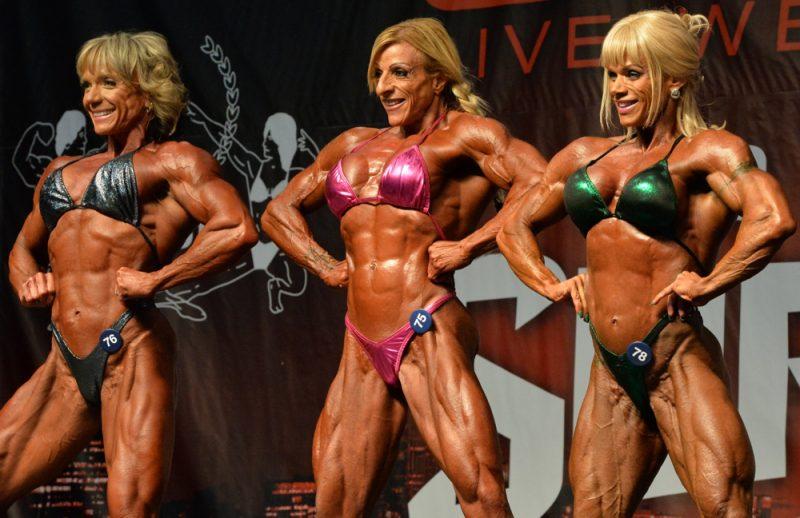 The Return of Women's Bodybuilding