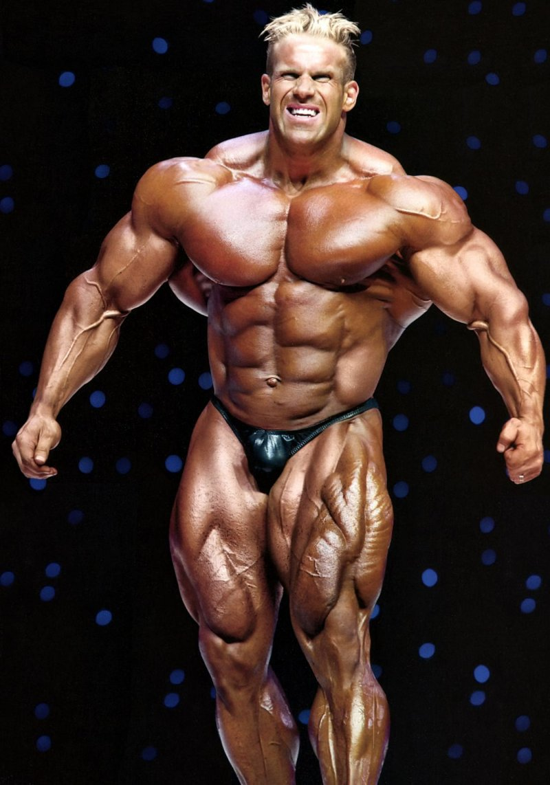 Jay Cutler Returns to the Mr. Olympia