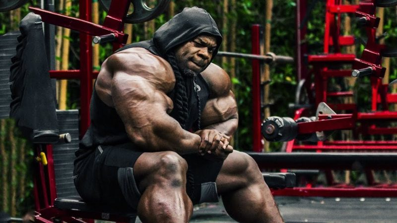 Kai Greene Is Out – BIG SHOCKER THERE!!