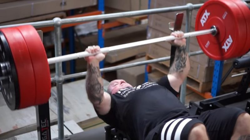 Will Lee Priest Return to Bodybuilding?