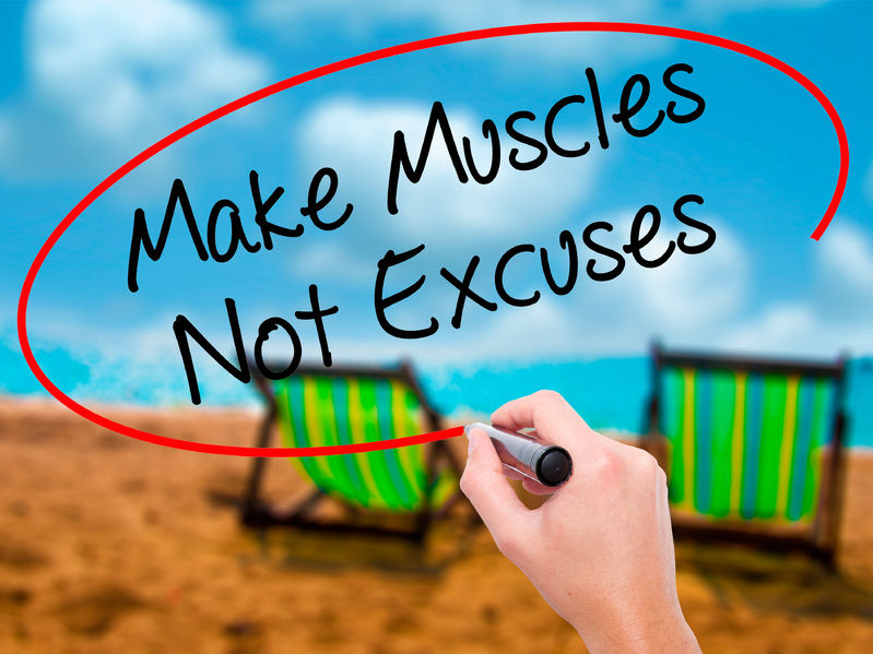 What Your Fitness Excuses Say About You