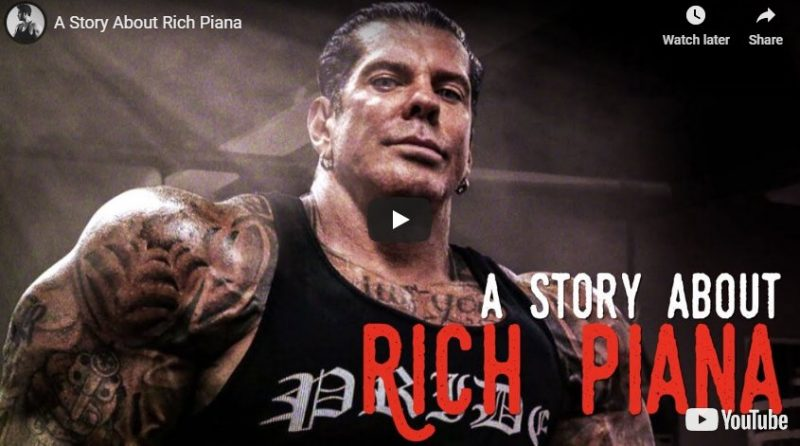 A Story About Rich Piana