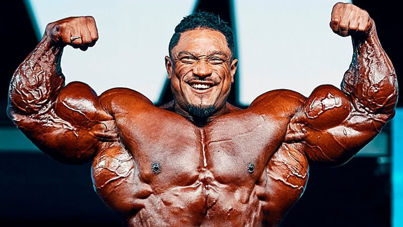 Will Roelly Winklaar Rule at the 2019 Olympia?
