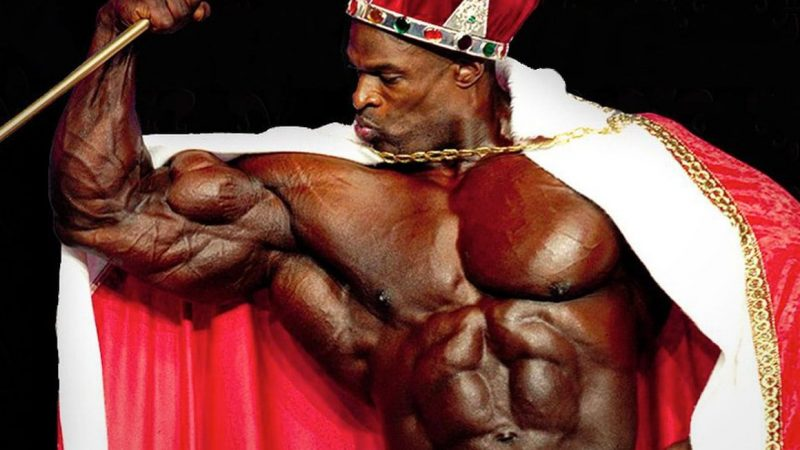 رونی کولمن : پادشاه (مستند)