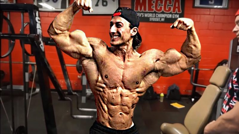 Sadik Returns to Men's Physique