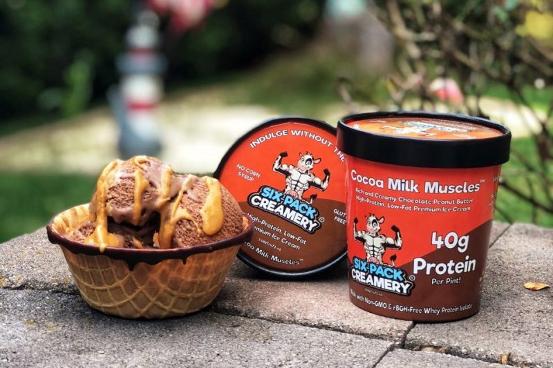 Is Six-Pack Creamery High-Protein Ice Cream a Halo Top Killer?