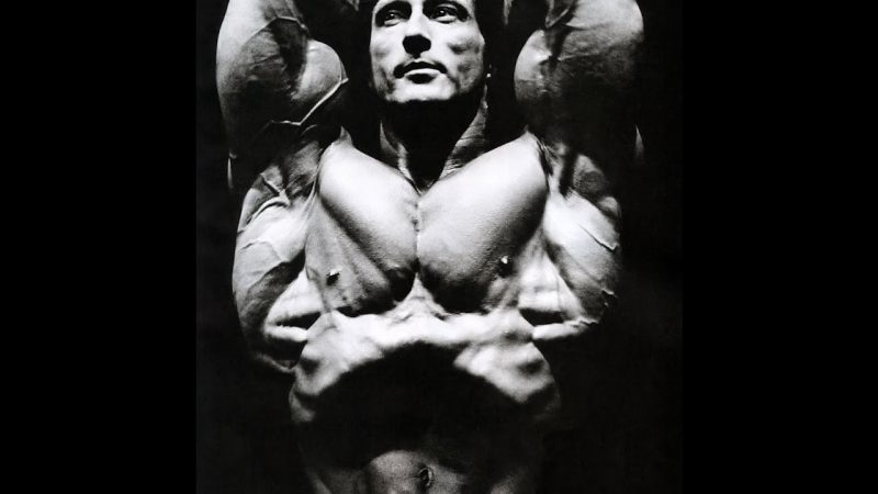 The Vacuum Pose in Bodybuilding: Helpful, Hurtful Or Who Cares?